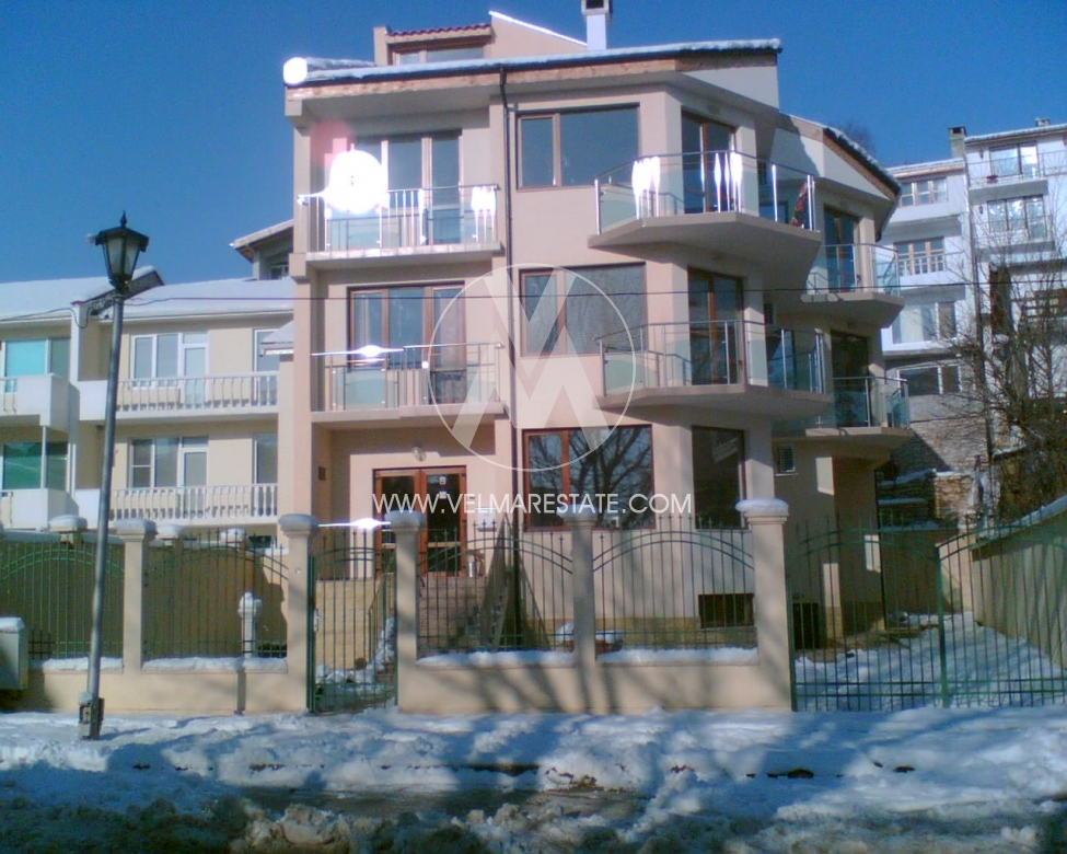 House 124 квм, balchik city - dobrich - kadis travel