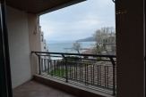 One-bedroom apartment on the first line in Balchik.