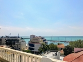 Large house in the center of Balchik over the yacht port with perfect panorama.